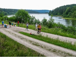 Hornisgrinde Marathon - The Stausee